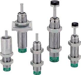 CKD ショックキラー フランジ形 ストップナット・先端キャップ付 NCK-FA-0.7-N1C [A150504]