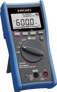 日置電機 HIOKI デジタルマルチメータ(電圧専用モデル) DT4254 DT4254 [A030215]