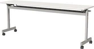 アイリスチトセ フライングテーブル CFTX-T1545 ライトグレー CFTX-T1545-LGY [F010401]