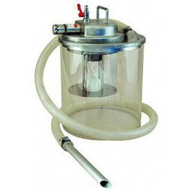 アクア 【代引不可】【直送】 高真空液体専用エア式掃除機 (オープンペール缶用) APPQO-HAS [E010409]