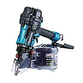 マキタ AN936HM 90mm高圧エア釘打機 青・ケース付