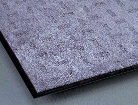 靴底の水分を素早く吸い取り、雨の日のフロアをきれいに保つエコレインマット 450×750mm