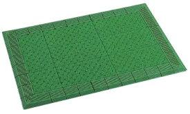 人工芝のようなソフトな感触です。テラエルボーマット 450×750mm