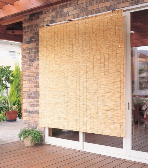 天津すだれ(よしず)W巾 176×180cm