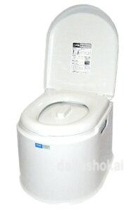 安心、清潔、思いやり 山崎産業 ポータブルトイレP型