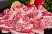 牛カルビ焼肉1kg【250g×4】バーベキュー用美味しい焼肉メガ盛り