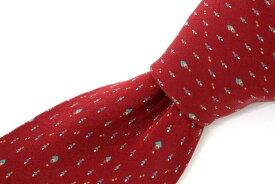 ブランド ネクタイ 【中古】dandy cravatte 総柄 メンズ プレゼント 【,r22308,】
