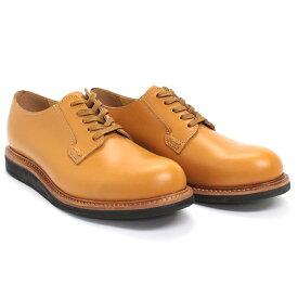 カジュアルシューズ メンズ DEDEsKEN デデスケン 本革 グッドイヤー製法 ポストマンシューズ 10594 靴 コーデ コンフォート