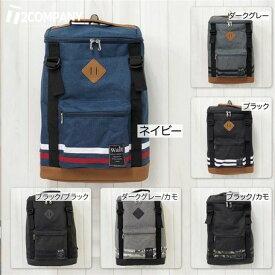 41d8a6d9c47568 リュック デイパック バッグ ウォルト ボックス型リュック 鞄