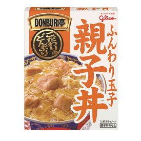 グリコDONBURI亭親子丼