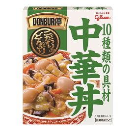 グリコDONBURI亭中華丼