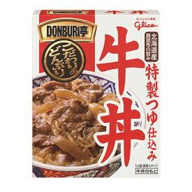 グリコDONBURI亭牛丼