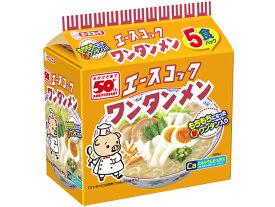 エ−ス ワンタンメン 5食x6個