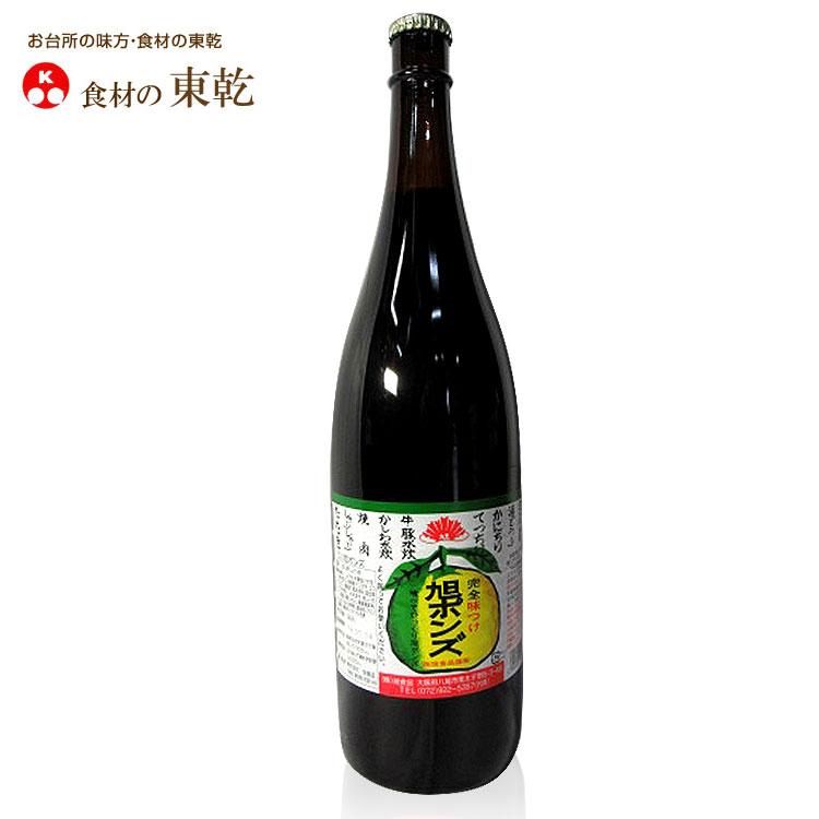 旭 ポン酢 1.8L アサヒぽん酢 1.8L 旭 旭ポンズ 1.8L 旭食品 1800ml 瓶