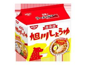 日清のラーメン屋さん 旭川しょうゆ5食パックx6個