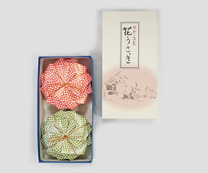 【金沢・落雁諸江屋】花うさぎ巾着2個入り ギフト 北陸 石川 金沢銘菓 落雁