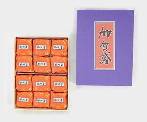 【金沢・落雁諸江屋】加賀鳶もなか12個入り ギフト 北陸 石川 金沢銘菓 落雁