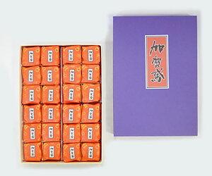 【金沢・落雁諸江屋】加賀鳶もなか24個入り ギフト 北陸 石川 金沢銘菓 落雁