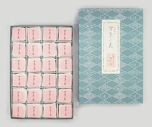 【金沢・落雁諸江屋】万葉の花24個入り ギフト 北陸 石川 金沢銘菓 落雁