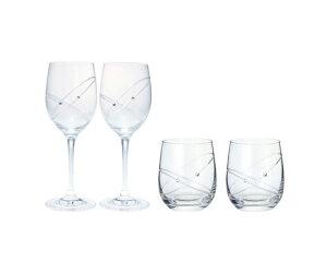プロミシス ウィズ ディス リング ワイン&タンブラー セット
