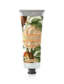 クルトンヒルファームハンドクリーム オレンジブロッサムの香り ハンドクリーム 保湿 シアバター ミネラルオイル アロマ 癒し プチギフト ギフト ダイワ商事