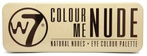 W7 アイシャドウパレット In The Nude ダブルセブン インザヌード アイシャドウ アイメイク イギリス ダイワ商事 W7 正規代理店