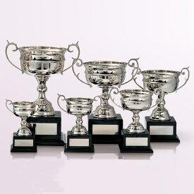 優勝カップ:真鍮製シルバーカップ(高さ353x口径198mm)C1142-B【文字彫刻無料】【送料無料】【木製ケース入り】[FP/H-2S]