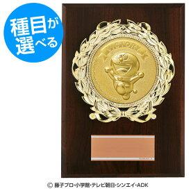 選べる絵柄12種類!ドラえもんの楯:圧縮材製(高さ150mm)DRZ2003【文字彫刻無料】[S/#3]