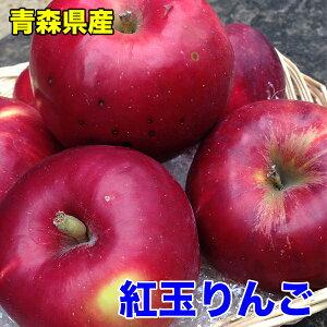 訳あり 青森県 紅玉 りんご 18Kg 送料無料 りんご 紅玉 りんご 木箱 ご家庭用 CA貯蔵 糖度保証 クール便配送不可 当店のりんごは糖度保証 昔懐かしいりんご お菓子作りに最適