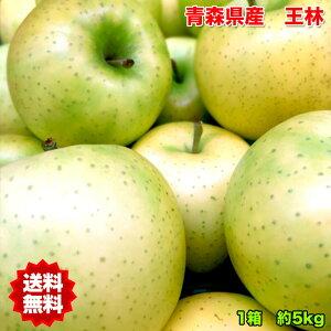 りんご 王林 りんご 訳あり 5kg 送料無料 りんご 青森 りんご 5kg りんご 王林 ご家庭用 クール便対応可 糖度保証 青森県 普通便送料無料 北海道沖縄離島は除く 当店のりんごは糖度保証 毎日の