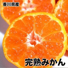 送料無料 香川県産 完熟みかん 秀品 Mサイズ 10kg みかん 10Kg 香川