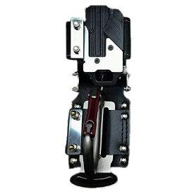 ニックス チェーンタイプ金属セフ カラビナホルダーセット 黒色 KB-3SE 腰道具 工具差し 在庫あり