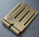ニックス 連結SUS1.5mm ベルトループ SUS-15LG ゴールド Lサイズ KNICKS 腰袋 腰道具 道具差し 在庫あり