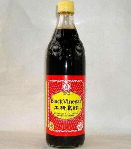 工研烏酢(台湾黒酢)600ml×12本 台湾 中華料理 調味料 酢