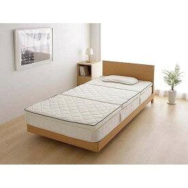 アイリスオーヤマ IRIS OHYAMA エアリーマットレス MARSS シングルサイズ 95×198×5cm 寝具