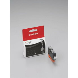 キャノン(Canon) インクカートリッジ BCI-321BK【クーポン配布中】