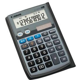 キャノン(Canon) 電卓12桁 LS-12TUIIG
