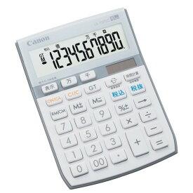 キャノン(Canon) 抗菌卓上電卓10桁 LS-102TU