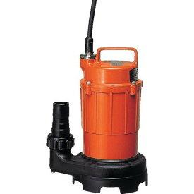 寺田 小型汚水用水中ポンプ 非自動 50Hz SG150C5