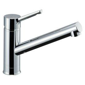 LIXIL(リクシル) INAX キッチン用 ワンホールシングルレバー混合水栓 エコハンドル 凍結防止水抜き仕様 RSF-842YN