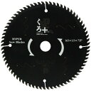 SK11 木工用チップソー くろ フッ素レーザー 165mm 165X72P