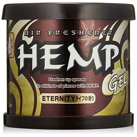 HEMP フレグランスジェル エタニティタイプの香り エターナルサンシャイン 80g OA-HEG-1-4