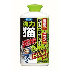 猫まわれ右 強力猫よけ 粒タイプ グリーンの香り 900g