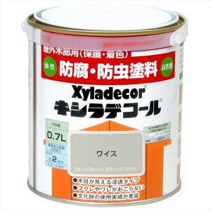 大阪ガスケミカル株式会社 キシラデコール ワイス 0.7L 塗料 補修用品 住宅資材