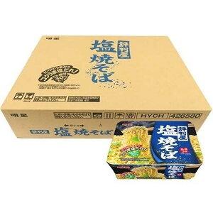 明星 評判屋 塩焼そば 104g×12個 やきそば カップ麺 インスタント麺 即席麺 麺類 カップ焼きそば インスタント焼きそば 12個 (1ケース)