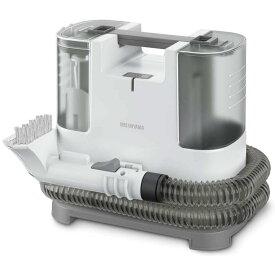 アイリスオーヤマ リンサークリーナー 自動ポンプ式 布製品洗浄機 水と空気の力で汚れを吸い取る 温水対応 掃除機 RNS-P10-W