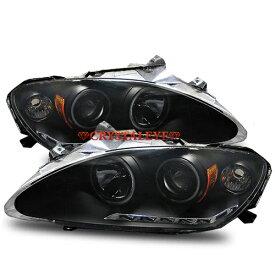 S2000 ヘッドライト 前期用 ダブルCCFLイカリングプロジェクターヘッドライト CRYSTALEYE (L013