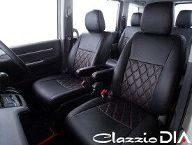 アクア シートカバー NHP10 H25/12- クラッツィオダイヤ Clazzio/クラッツィオ (ET-1063