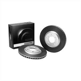 シーマ ブレーキローター FGY33 96/6-01/01 リア HDタイプ ディクセル/DEXCEL (3252016