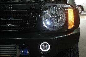 ジムニー フロントウインカー JB23W JB33W JB43W フロントウインカーLEDセット Kudo-j/工藤自動車 (23-E-LED-F-SET